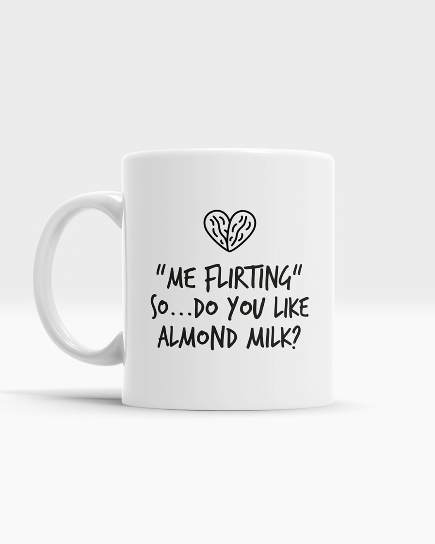 Do you like Almond Milk Tasse