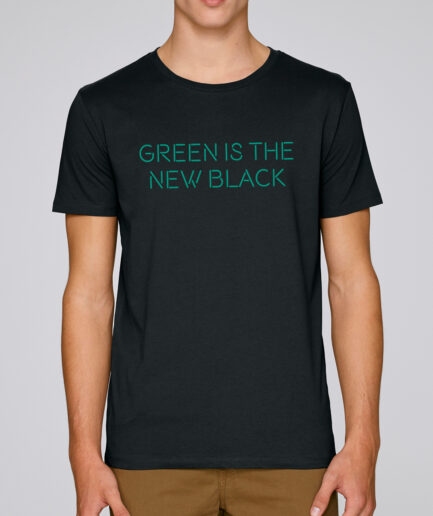 Green Is The New Black Organic Shirt