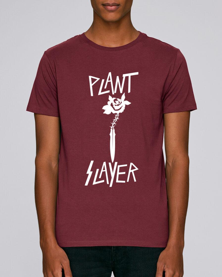 Plant Slayer-Organic Shirt