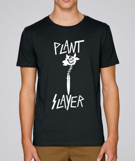 Plant Slayer-Organic Shirt