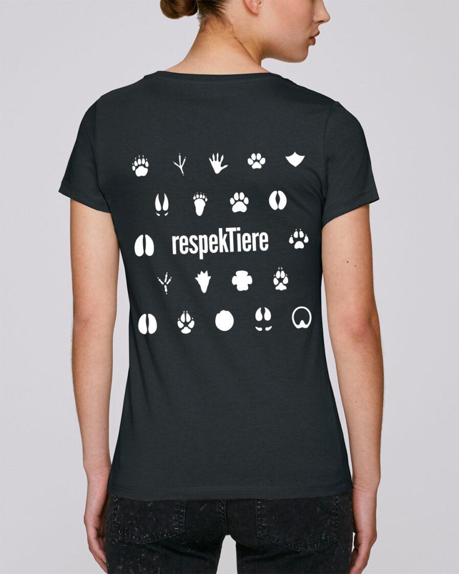 RespekTiere Ladies Organic Shirt