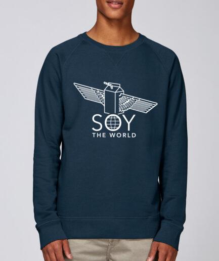 Soy the world Organic Sweatshirt