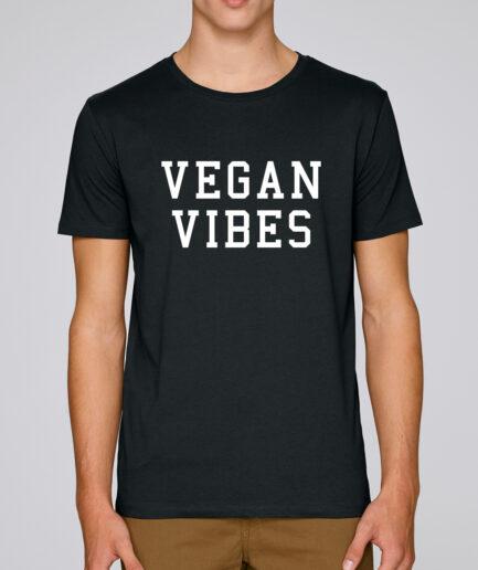 Vegan Vibes Organic Shirt