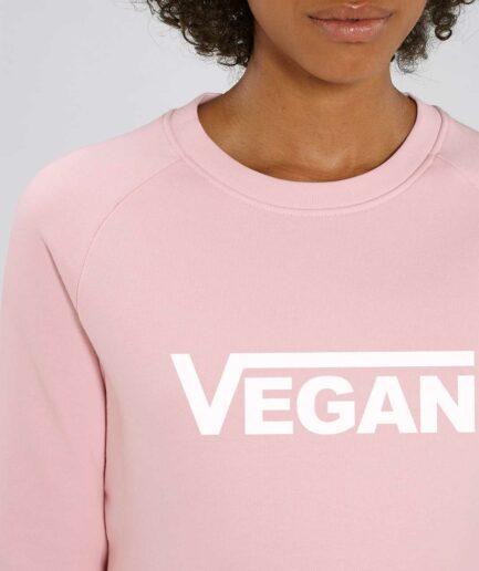 Vegan Tailliertes Organic Sweatshirt