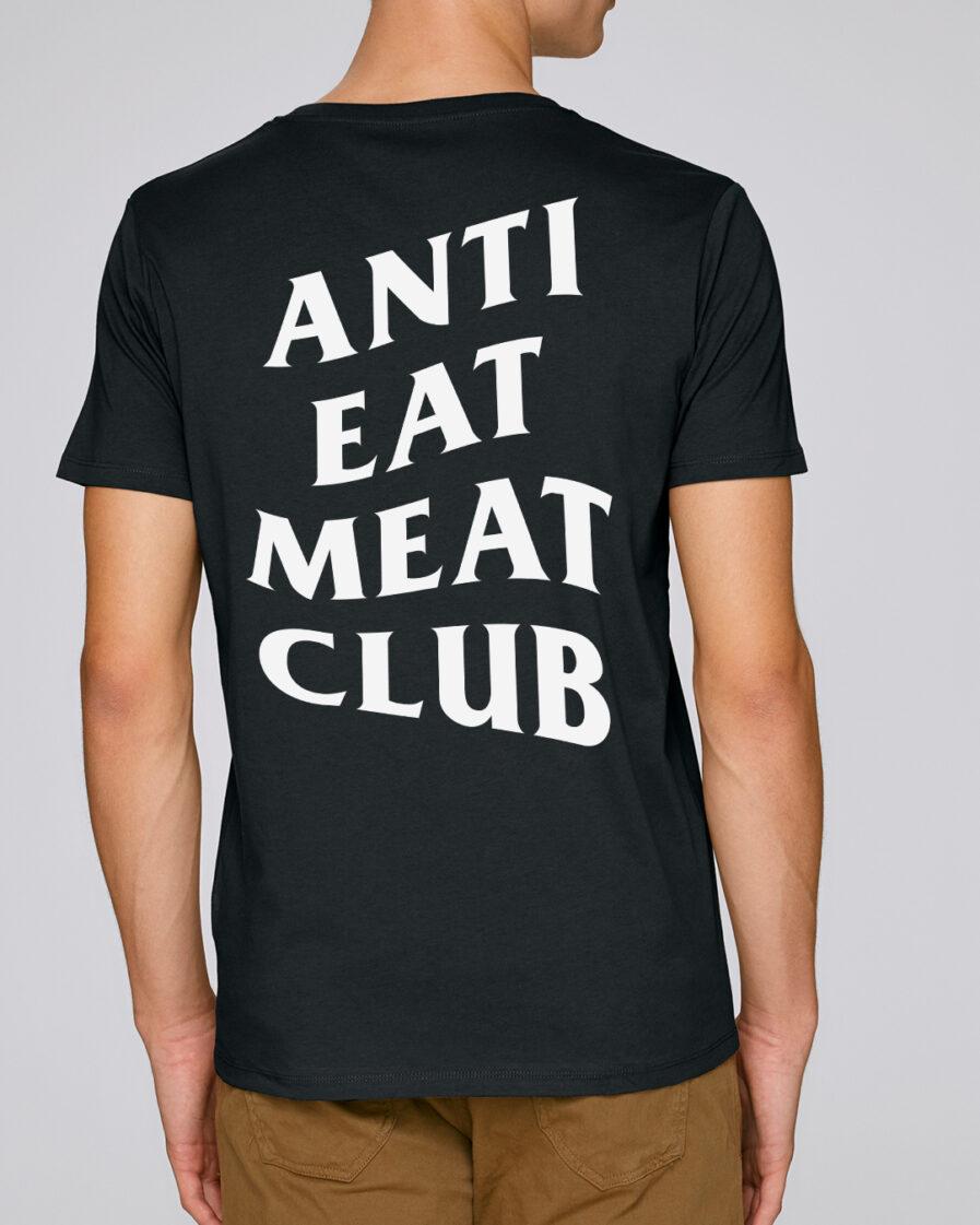 Anti Eat Meat Club Organic Shirt