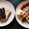 Unsere liebsten veganen Frühstückswaffeln