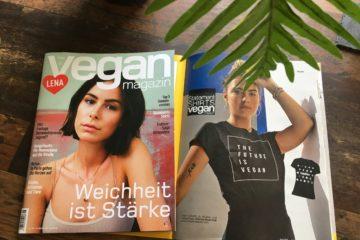 Vegan Magazin Anti Eat Meat Club Juni