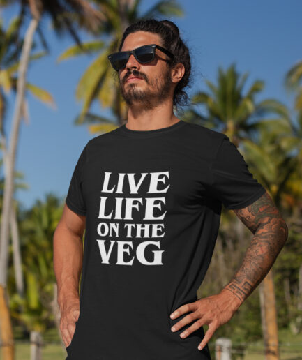 live life on the vega organic shirt