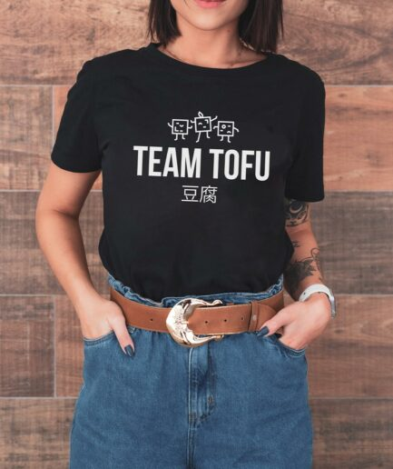 Team Tofu Ladies Organic Shirt