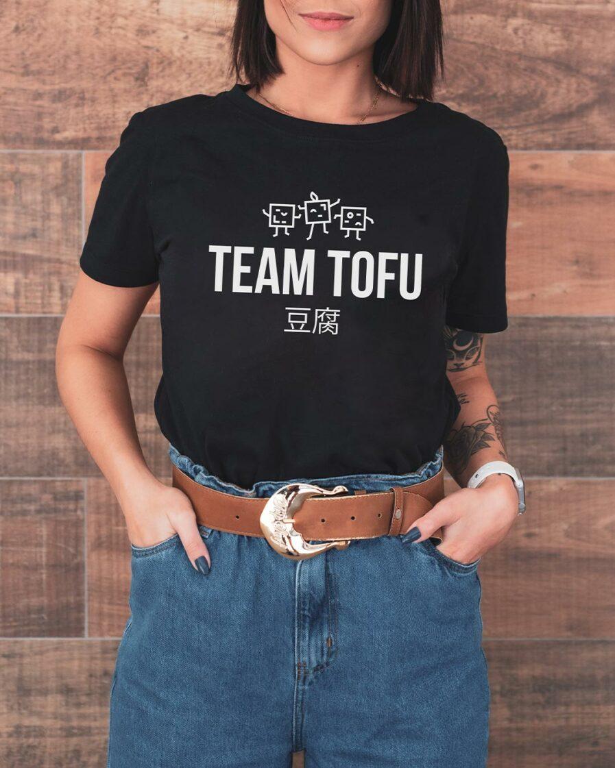 Team Tofu Ladies Organic Shirt