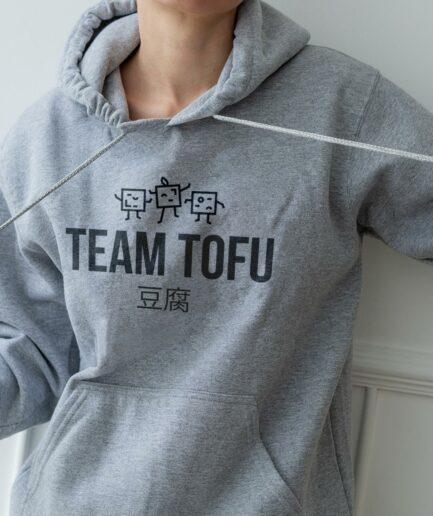 Team Tofu Organic Hoodie