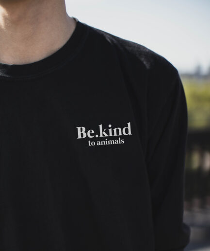 Be.kind to animals Club Organic Sweatshirt