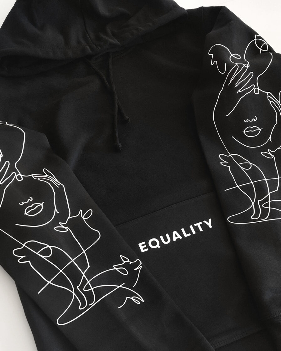 EQUALITY Organic Hoodie