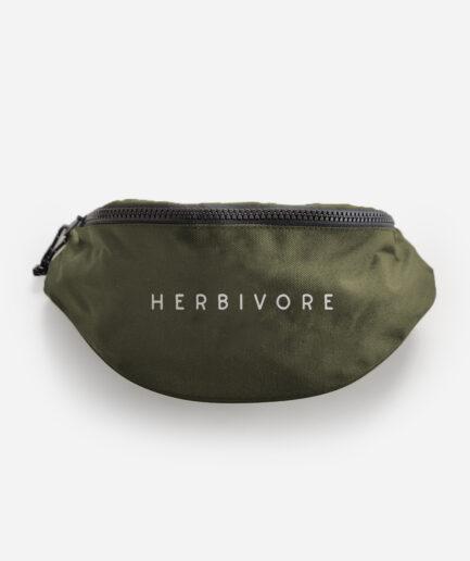 Herbivore recycelte Bauchtasche