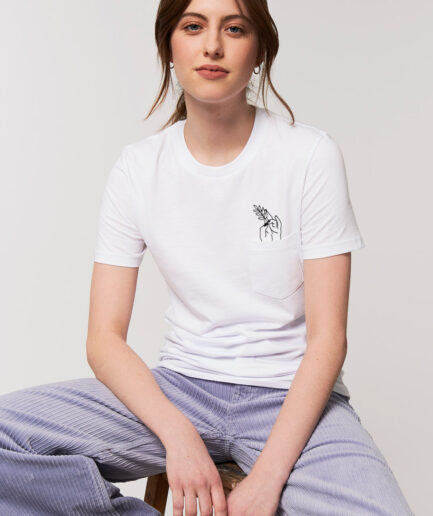 Plant Pocket Organic Shirt