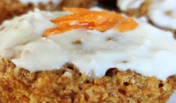 Vegane Rübli Muffins