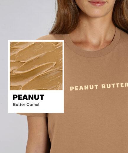 Peanut Butter Camel Essential Organic Unisex Shirt