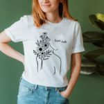 Plant Lady Ladies Organic Shirt