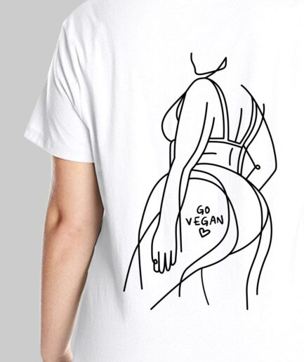 Stop Fixing Bodies Start Fixing The World Organic Ladies Shirt