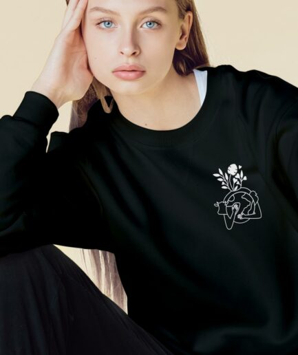 Earth Love Club Unisex Organic Sweatshirt