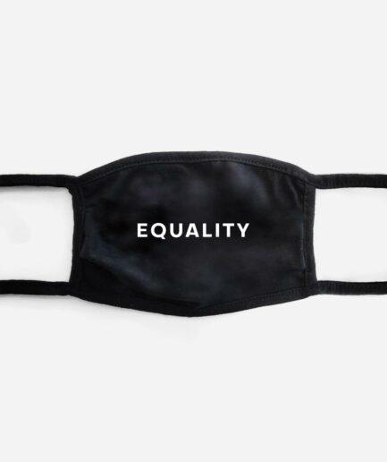 Equality Fair Trade Mund- und Nasenschutz
