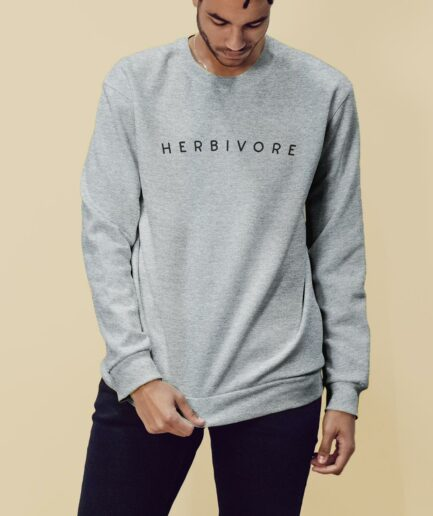 Herbivore Unisex Organic Sweatshirt