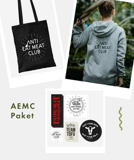 Anti Eat Meat Club Paket