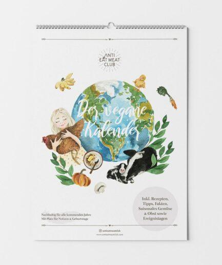 Veganer Jahreskalender