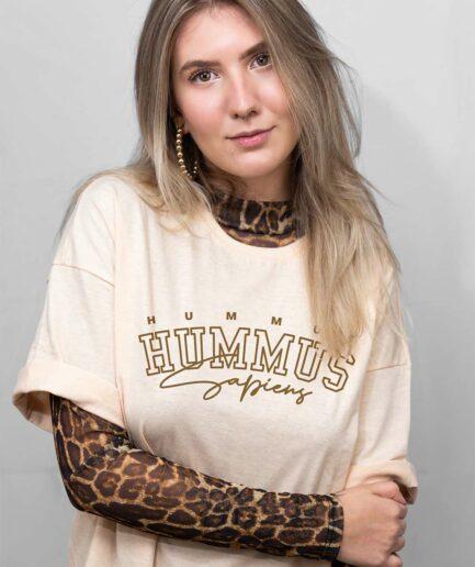 Hummus Sapiens Organic Shirt