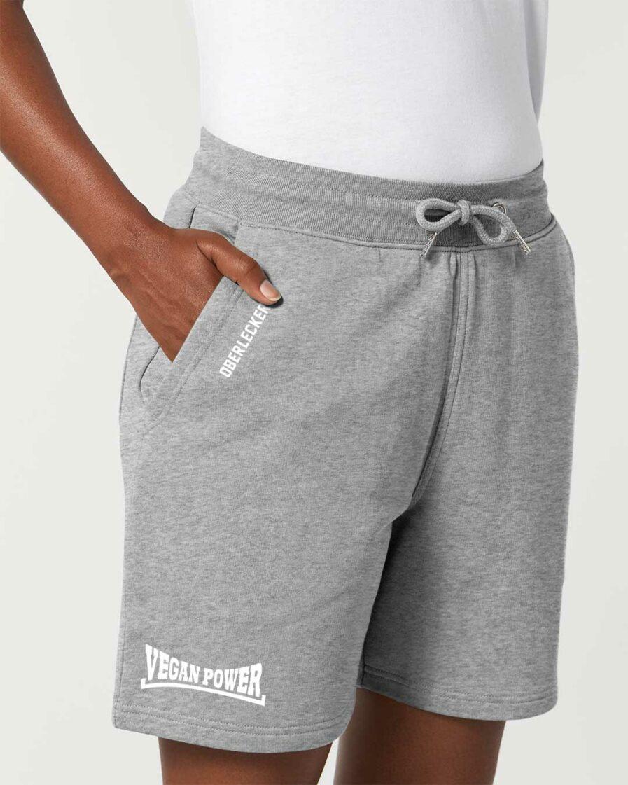 Oberlecker Vegan Power Organic Shorts