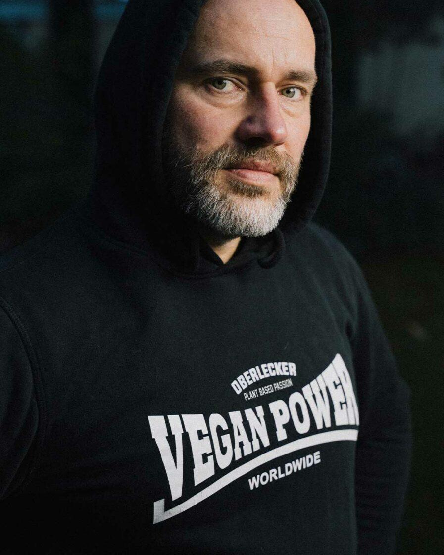 Oberlecker Vegan Power Organic Hoodie