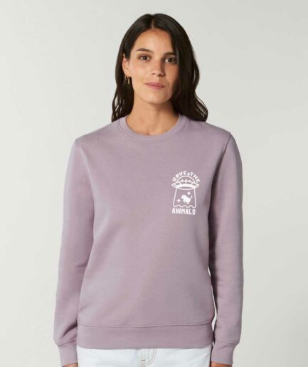 save-the-animals-organic-sweatshirt-lila