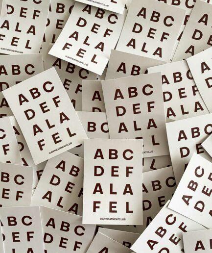 abcdefalafel-sticker