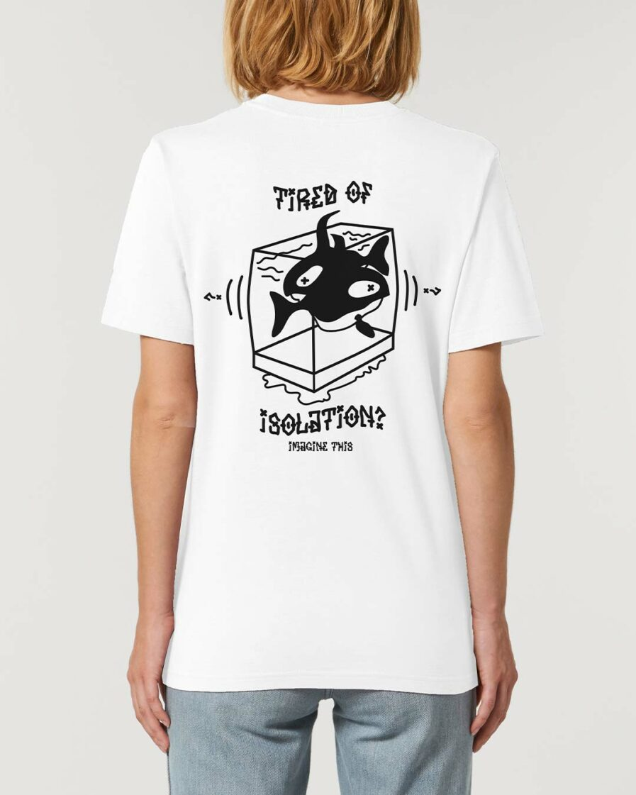 Tired Of Isolation T-Shirt