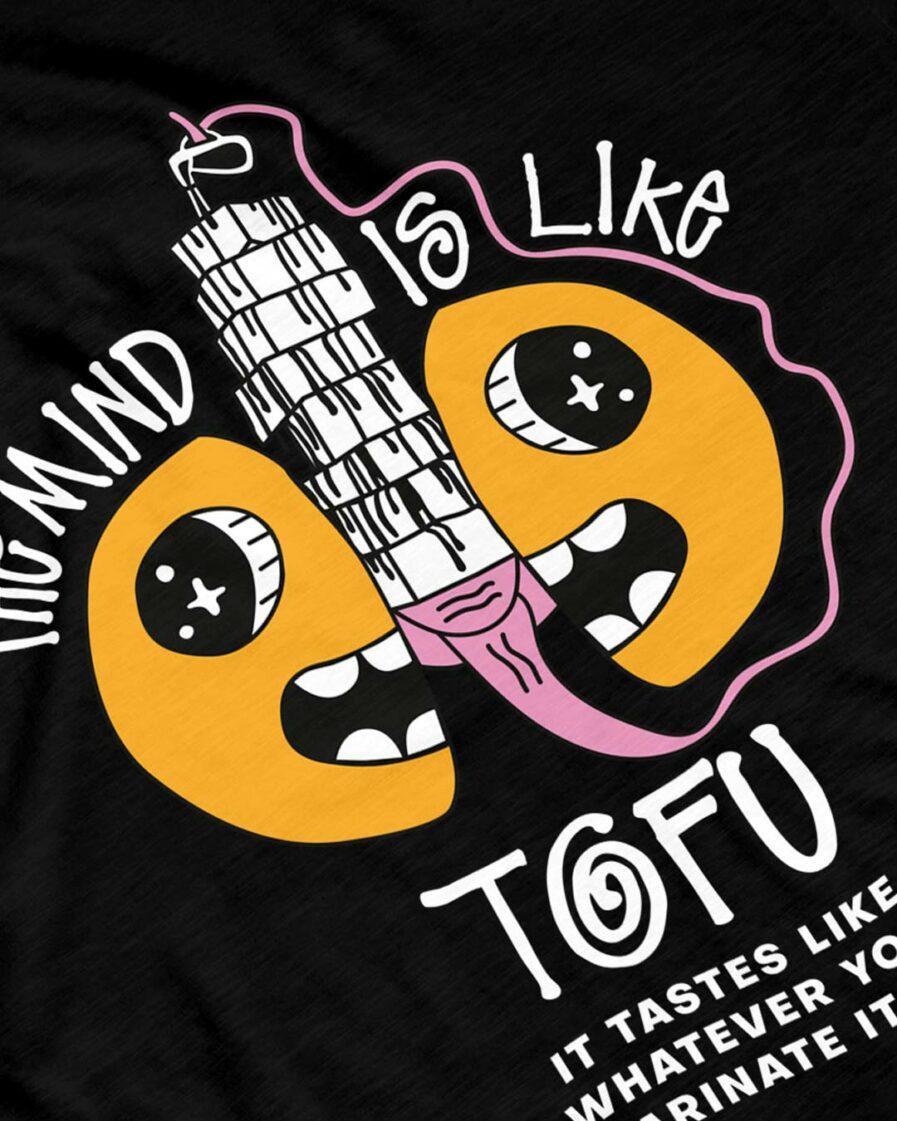 Tofu Mind Organic Shirt