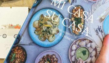 Vegane Spanische Tapas: Mi Casa Su Casa von Panekowski
